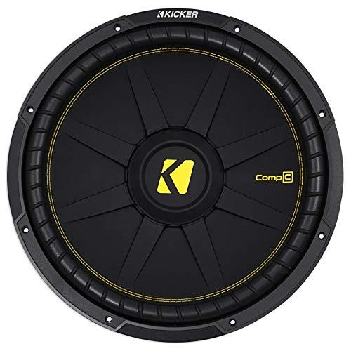 Kicker CWCD154 CompC 15' Subwoofer Dual Voice Coil 4-Ohm