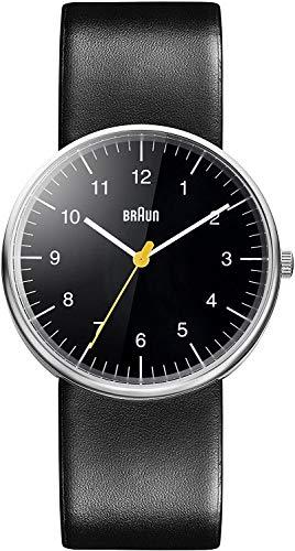 Reloj Braun Classic Gents BN0021BKBKG