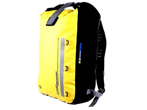 OVERBOARD 30 LITRE CLASSIC WATERPROOF BACKPACK (YELLOW) by Overboard