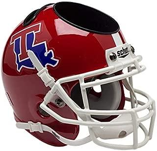 Schutt NCAA Louisiana Tech Bulldogs Football Helmet Desk Caddy
