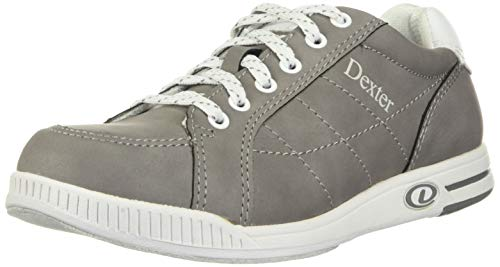 Dexter Womens Kristen Bowling Shoes- Dove Grey, 11