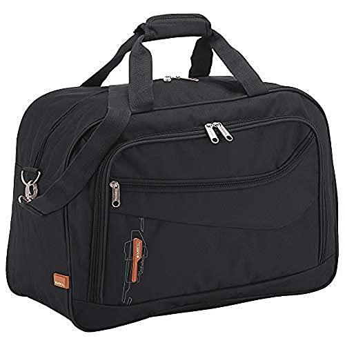 GABOL Bolso Viaje Week. Bolsa de Viaje, 50 cm, 15 litros, Negro