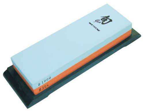 Kai SHUN Profi-Kombinations-Schleifstein, Körnung 300/1000