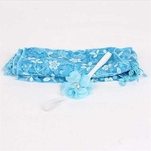 BABIFIS Accessoires de Photographie pour Enfants Nouveau-nés Baby Studio Photo Lace Wraps Set Strap Cheveux