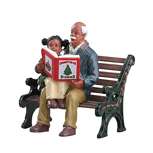 Lemax Christmas Stories