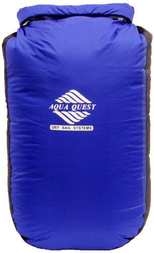Aqua Quest Glacier Dry Bag Sac imperméable Bleu Bleu 10 litres
