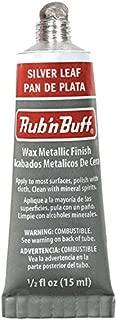 Rub 'n Buff Metallic Silver Leaf