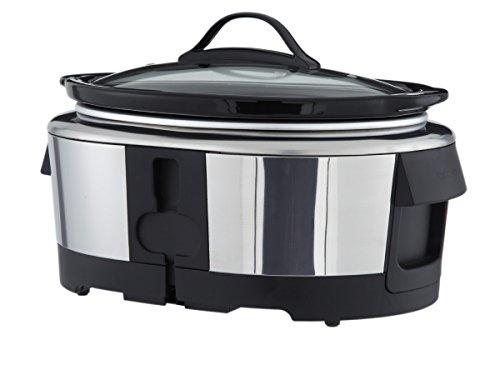 Product Image 11: Crock-Pot 6-Quart WeMo-Enabled Smart Slow Cooker, Stainless Steel