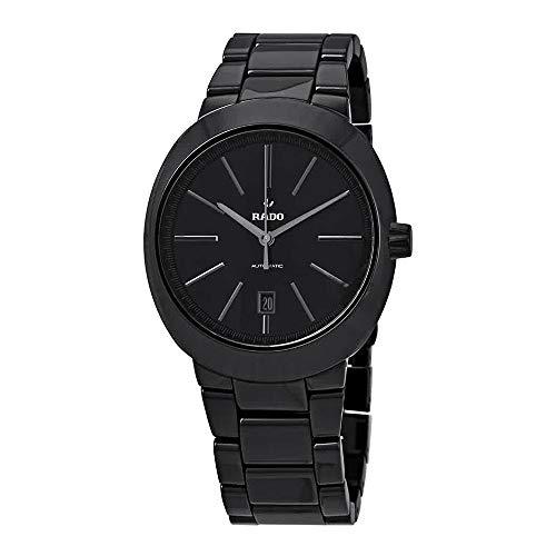 RADO D-STAR Heren 40MM ZWART keramische armband keramische behuizing horloge R15609172