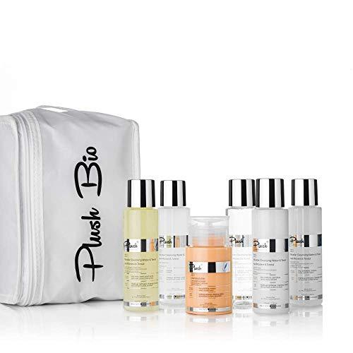 Luxury BIO Cosmetics - Colección de limpieza de naranja - set 6 productos...