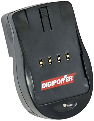 DigiPower TC-500 Travel Charger for Digital Camera Battery