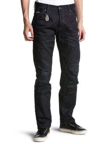 G-STAR Herren Skiff 5620 Elwood 3D Tapered Jeans, Blau (Vintage Aged 3139.1368), 31 W/34 L (Herstellergröße: W31/L34)