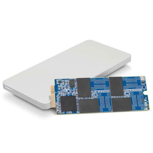 OWC 1,0 TB Aura Pro 6G SSD und Envoy Pro Upgrade Kit für 2012-2013 MacBook Pro mit Retina-Display (OWCS3DAP12KT01)