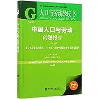 人口与劳动绿皮书:中国人口与劳动问题报告No.20