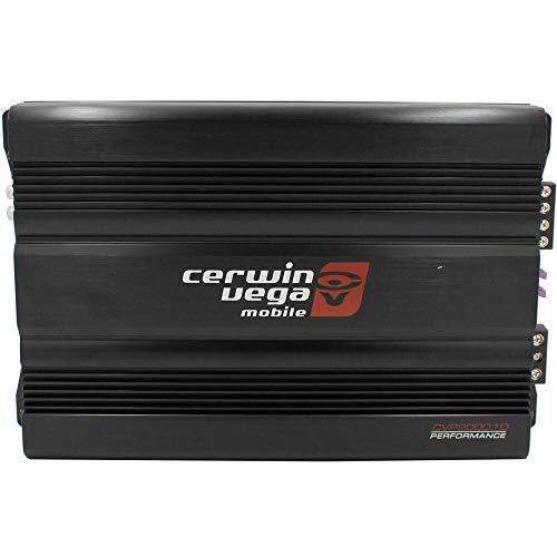 Cerwin Vega CVP2000.1D CVP Series Monoblock Class-D Amplifier (1000W RMS) + Free LAB Sticker