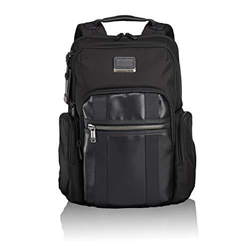 "Tumi Alpha Bravo - Nellis Laptop Backpack 15"" Mochila Tipo Casual, 40 cm, 22.28 Liters, Negro (Black)"