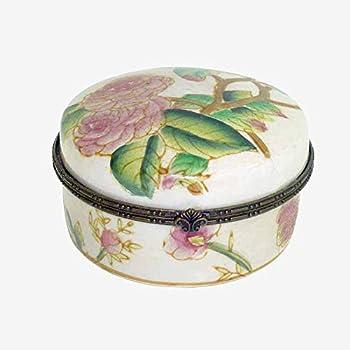 Better & Best Red P Caja pequeña para Camelia Redonda, Medidas 10x10x5 cm, Material: Ceramica, Fresa, Talla única: Amazon.es: Hogar