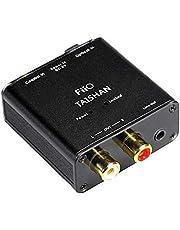 FiiO D03K Coaxial/Optical to Stereo Audio Converter (Black)