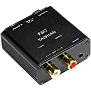 FiiO D3 (D03K) Digital to Analog Audio Converter - 192kHz/24bit Optical and Coaxial DAC