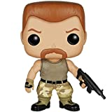 MXXT Funko Pop Television : The Walking Dead - Abraham 3.75inch Vinyl Gift for Zombies Television Fa...