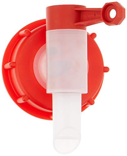 SONAX KunststoffAblasshahn für 10 Liter, 25 Liter Kanister  und 60 Liter Fässer (1 Stück) zur sauberen, sicheren und sparsamen Entnahme   Art-Nr. 04973000