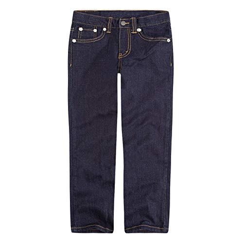 das Calça Jeans Masculina Levi 502 ajuste regular, Pearson, 14