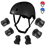 LBLA Helmet and Pads for Kids 3-8 Years Toddler Helmet,Kids...