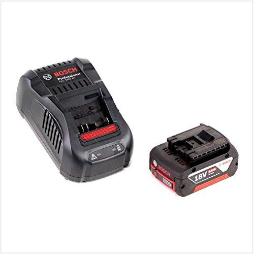 Bosch Starter-Set 18 V mit 1x GBA 18 V 5,0 Ah Li-Ion Akku + GAL 1880 Schnell Ladegerät