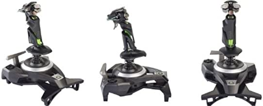 NEW Cyborg F.L.Y. 9 Wireless Flight Stick for Xbox 360 (Video Game)