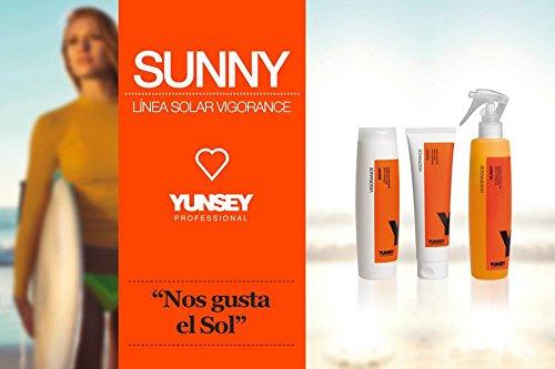 PACK SOLAR VIGORANCE SUNNY 2018 - Champú, mascarilla, acondicionador