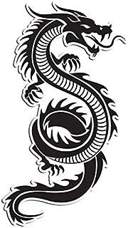 Chinese Dragon Sticker Animal Stickers Waterbottle Sticker Tumblr Stickers Laptop Stickers Vinyl Stickers