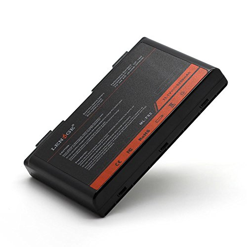LENOGE Ersatz-Akku für Laptop A32-F82 für ASUS X5DIJ-SX039c ASUS A32-F52, L0690L6, L0A2016, x5C, X5D, X5E, X5J, X5DIJ-SX039C, X8B, X8d, X65, X70