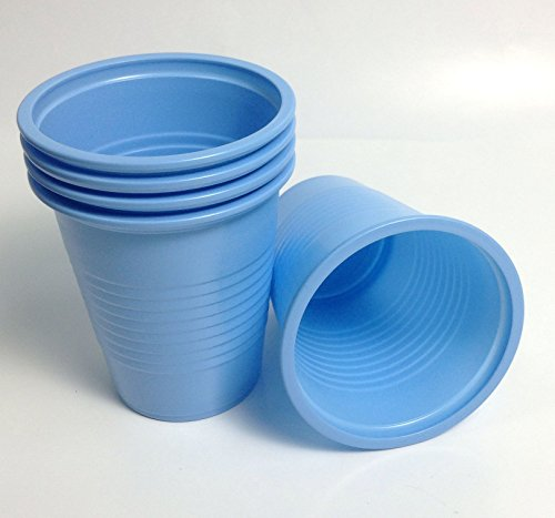 Dental Drinking Cups 1000 Cups, 50 Pcs Per Bag Dental Deluxe Brand