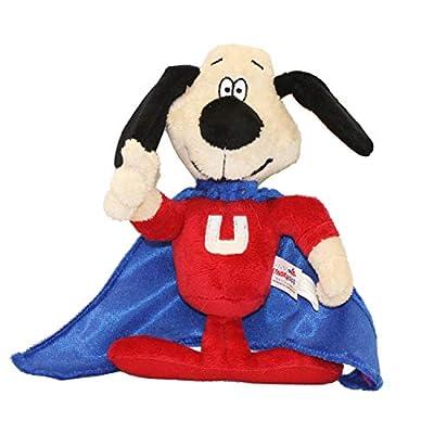 Multipet Underdog Talking Dog Toy, 9-inch from Multipet International