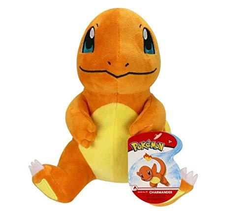 Pokemon 8IN Plush Kanto Charmander