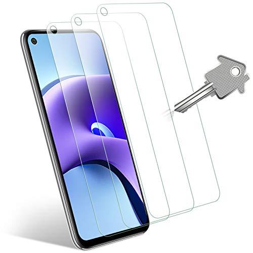 Wonantorna Protector de Pantalla para Xiaomi Redmi Note 9/Note 9T 5G Cristal Templado, [3 Piezas] [Alta Definición] [Sin Burbujas] Protector Pantalla para Xiaomi Redmi Note 9/Note 9T 5G