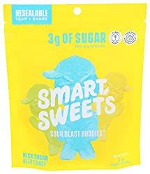 SmartSweets, Candy Sour Blast Buddies, 5.3 Ounce