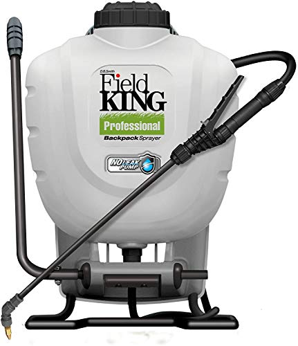 D.B. Smith Field King 190328 Backpack Sprayer, 4 Gallon, Limited Edition