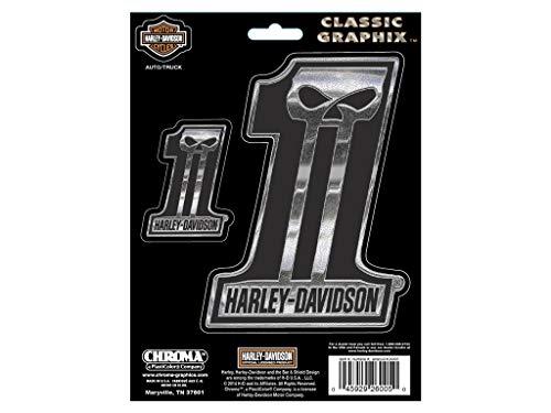 Harley-Davidson Harley-Davidson Classic Emblem #1 - CG26005