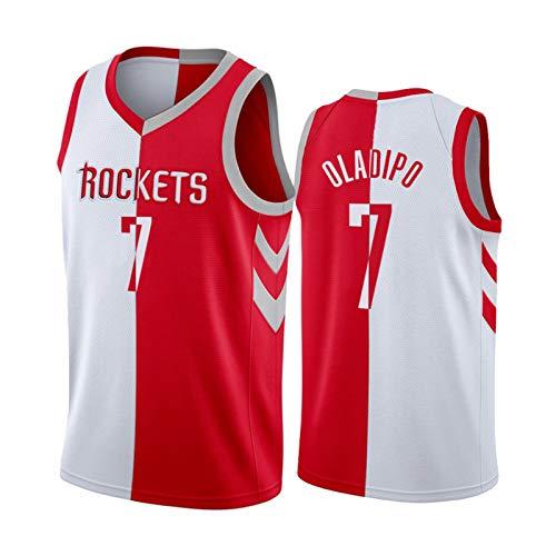 ZJMS Clásico Camiseta De Los Houston Rockets, Uniforme De Baloncesto De Victor...