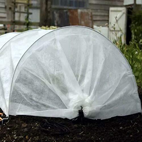 Redxiao 【𝐅𝐫𝐮𝐡𝐥𝐢𝐧𝐠 𝐕𝐞𝐫𝐤𝐚𝐮𝐟 𝐆𝐞𝐬𝐜𝐡𝐞𝐧𝐤】 Pflanztunnel, 300 cm / 118,1 Zoll Langer Gewächshaus-Pflanzentunnel, für das Gewächshaus-Pflanzen von Gemüsepflanzen