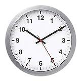 Ikea Acrylic Plastic Abstract Wall Clock (11 inch, White)