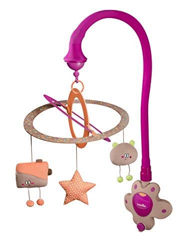 Babymoov Mobile d'Eveil Bébé Starlight Hibiscus