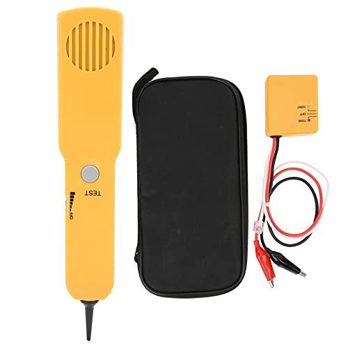 Comprobador de cables, Buscador de cables telefónicos Prueba de cortocircuito Trazador de...