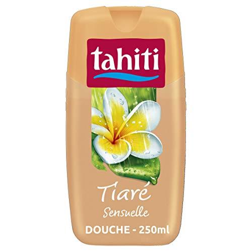 Tahiti Tiaré Duschgel Tahiti Sensuelle pH-neutral – respektiert die Schutzbarriere, natürlich, 250 ml