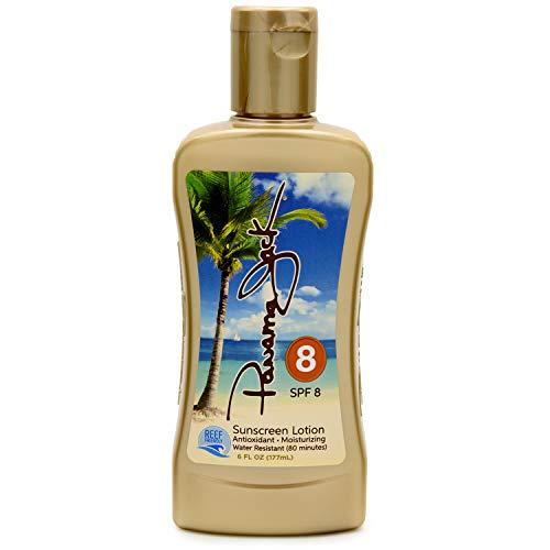 Panama Jack Sunscreen Tanning Lotion