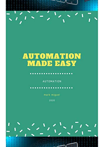 automation made easy (English Edition)