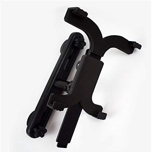 USNASLM Soporte de soporte flexible y ajustable de 360 grados giratorio para tableta, asiento trasero de coche, apto para 7 – 11 pulgadas