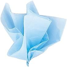 di Carta velina Colore: Blu Reale 51 x 76 cm Confezione da 5 Fogli The Paper Palace Il Palazzo di Carta