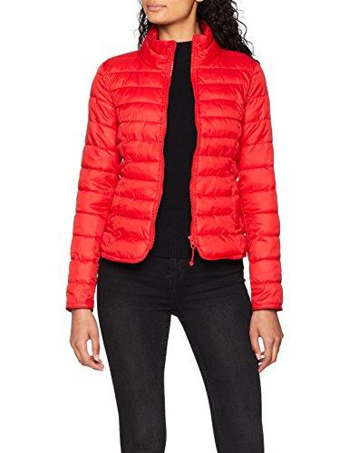 ONLY NOS Damen Jacke Onltahoe Jacket OTW, Rot (Goji Berry), 36 EU (Herstellergröße: S)